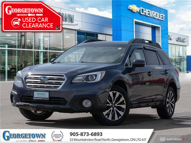 2015 Subaru Outback 2.5i Limited Package (Stk: 33267) in Georgetown - Image 1 of 26