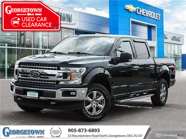 2019 Ford F-150 XLT (Stk: 33742) in Georgetown - Image 1 of 27