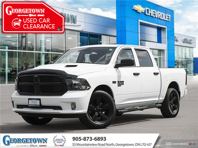 2020 RAM 1500 Classic ST (Stk: 33878) in Georgetown - Image 1 of 27