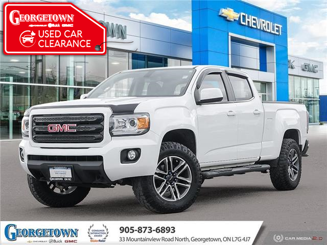2019 GMC Canyon SLE (Stk: 34063) in Georgetown - Image 1 of 28