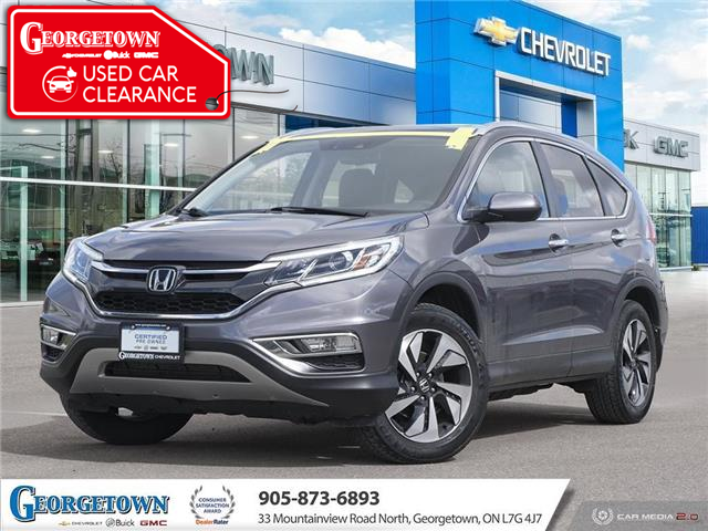 2015 Honda CR-V Touring (Stk: 34018) in Georgetown - Image 1 of 30