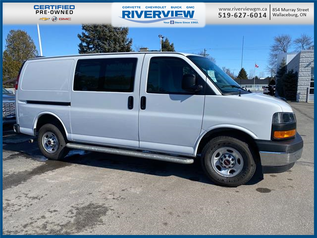 2017 GMC Savana 2500 Work Van (Stk: U1922) in WALLACEBURG - Image 1 of 10