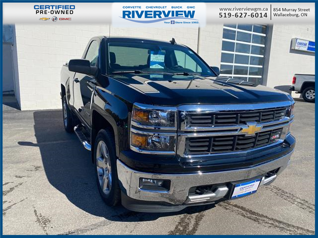 2015 Chevrolet Silverado 1500  (Stk: 20293A) in WALLACEBURG - Image 1 of 18