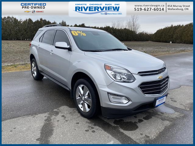 2017 Chevrolet Equinox LT (Stk: 21082A) in WALLACEBURG - Image 1 of 16