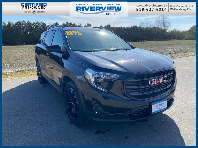 2019 GMC Terrain SLE (Stk: U1947) in WALLACEBURG - Image 1 of 17