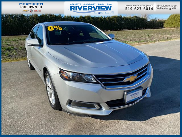 2015 Chevrolet Impala 2LT (Stk: U1913A) in WALLACEBURG - Image 1 of 18