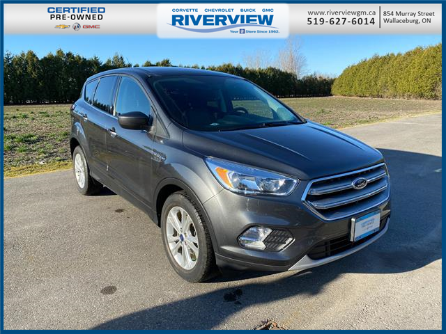 2017 Ford Escape SE (Stk: U1918) in WALLACEBURG - Image 1 of 15