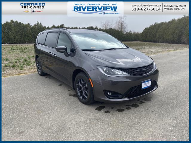 2020 Chrysler Pacifica Touring-L (Stk: U1940A) in WALLACEBURG - Image 1 of 20