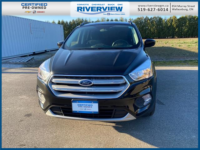 2018 Ford Escape SE (Stk: U1919) in WALLACEBURG - Image 1 of 16