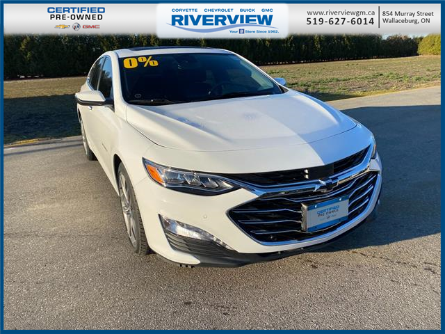 2019 Chevrolet Malibu Premier (Stk: 19089A) in WALLACEBURG - Image 1 of 18