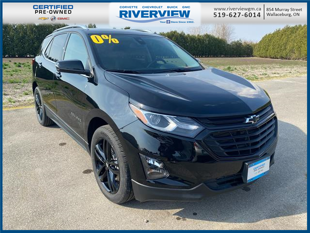 2020 Chevrolet Equinox LT (Stk: U1960) in WALLACEBURG - Image 1 of 17