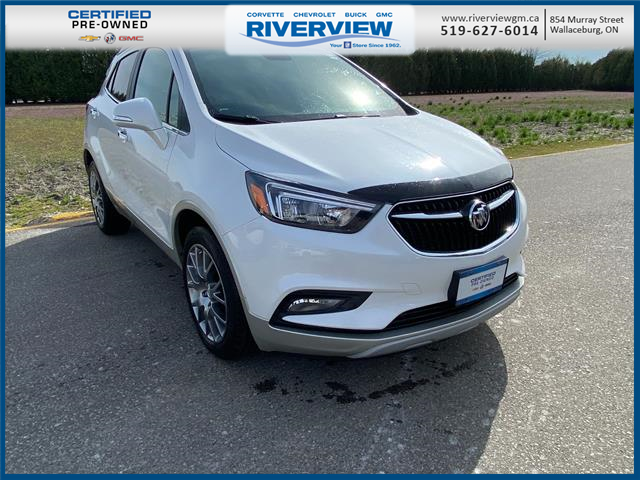2017 Buick Encore Sport Touring (Stk: U1955) in WALLACEBURG - Image 1 of 11