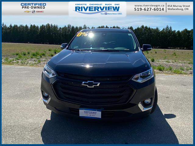2020 Chevrolet Traverse 3LT (Stk: U1965) in WALLACEBURG - Image 1 of 21