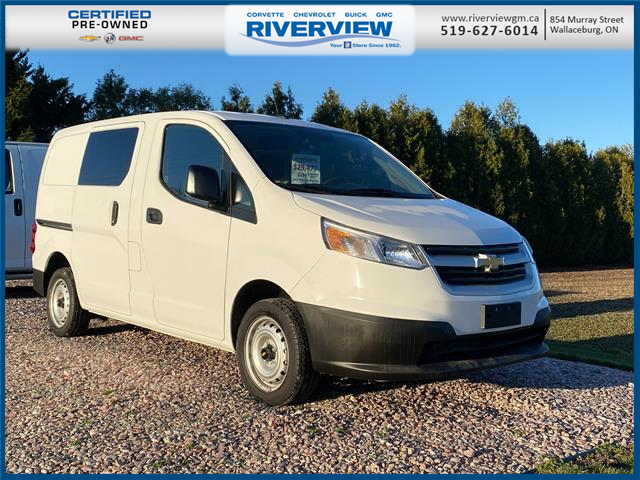 2017 Chevrolet City Express 1LT (Stk: U1911) in WALLACEBURG - Image 1 of 29