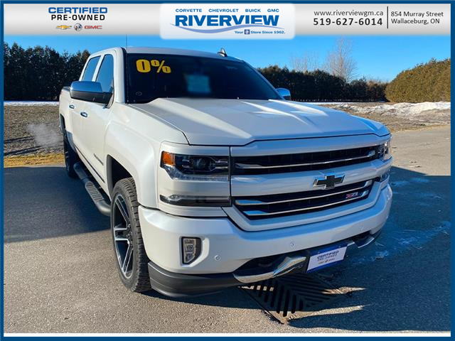 2018 Chevrolet Silverado 1500  (Stk: U1933) in WALLACEBURG - Image 1 of 20