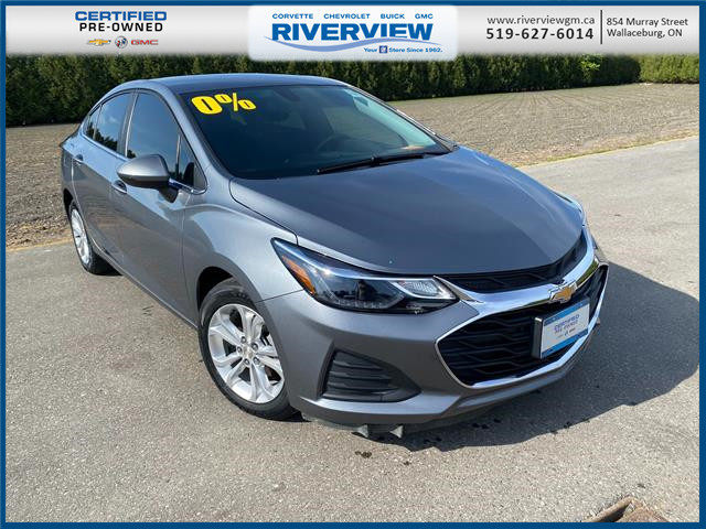 2019 Chevrolet Cruze LT (Stk: 21185A) in WALLACEBURG - Image 1 of 18