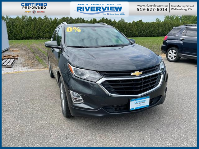 2019 Chevrolet Equinox LT (Stk: 20304A) in WALLACEBURG - Image 1 of 15
