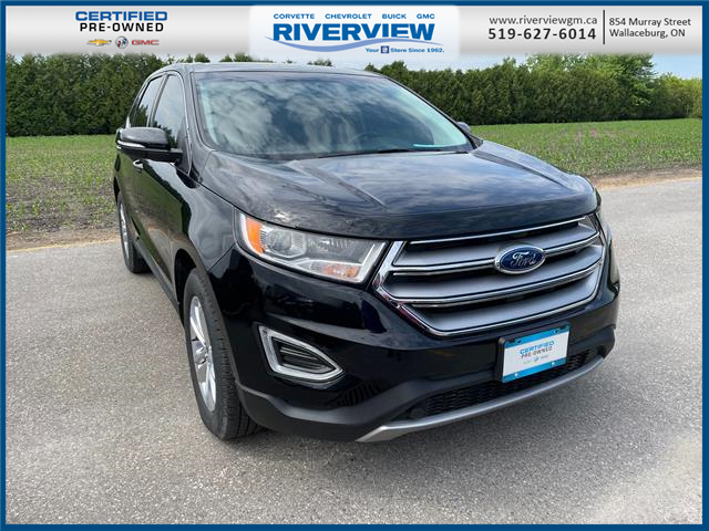 2018 Ford Edge SEL (Stk: 20232A) in WALLACEBURG - Image 1 of 14