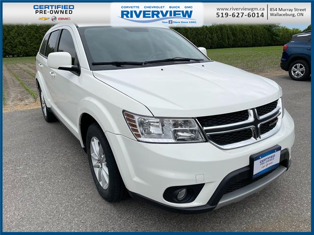 2015 Dodge Journey SXT (Stk: 21197A) in WALLACEBURG - Image 1 of 15