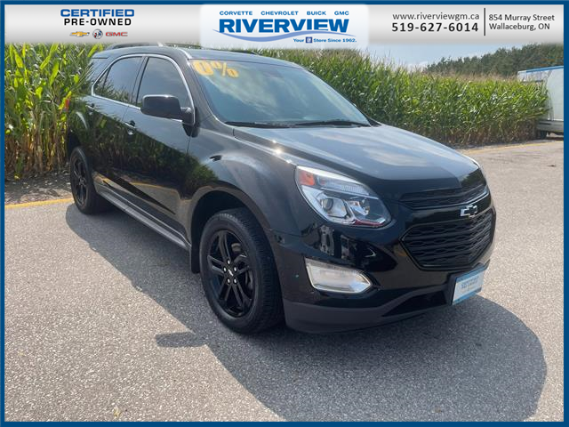 2017 Chevrolet Equinox  (Stk: 21220A) in WALLACEBURG - Image 1 of 16