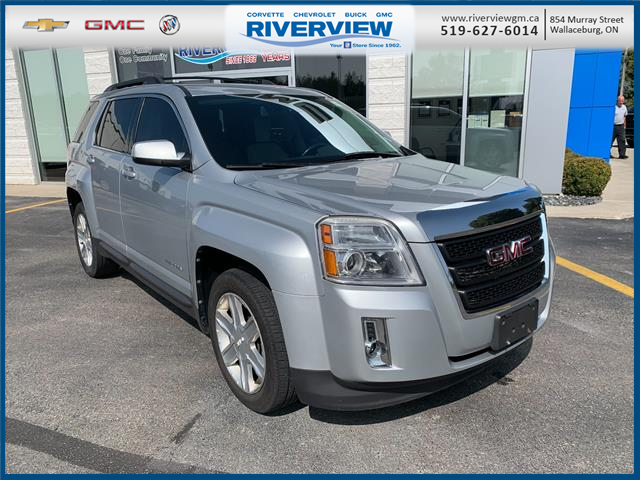 2011 GMC Terrain SLT-1 (Stk: U1880A) in WALLACEBURG - Image 1 of 12