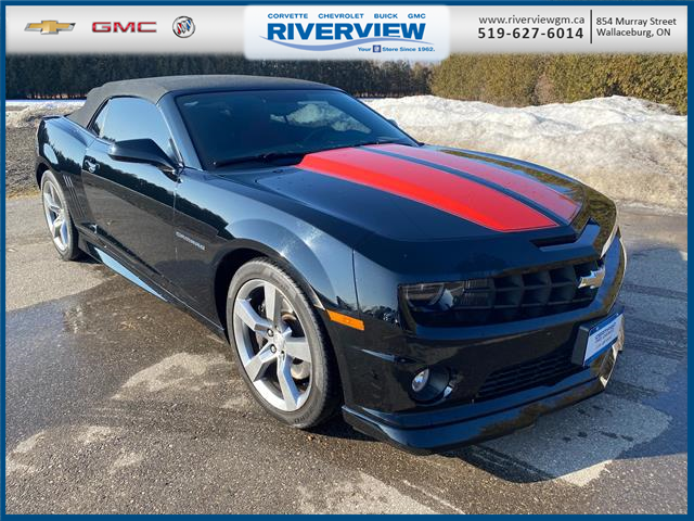 2011 Chevrolet Camaro SS (Stk: U1934) in WALLACEBURG - Image 1 of 27