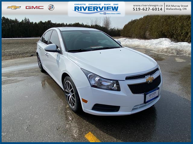 2014 Chevrolet Cruze 2LT (Stk: 21090C) in WALLACEBURG - Image 1 of 15