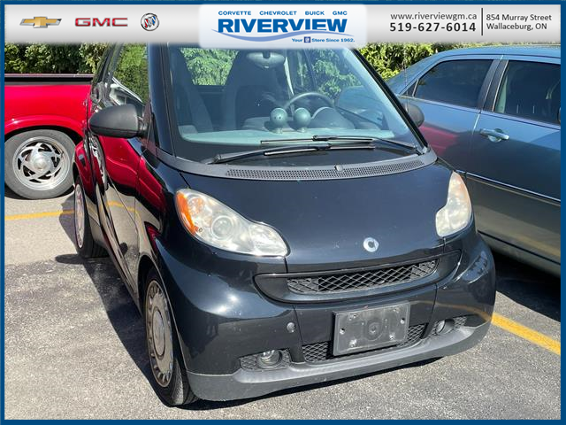 2008 Smart Fortwo  (Stk: 21009B) in WALLACEBURG - Image 1 of 5