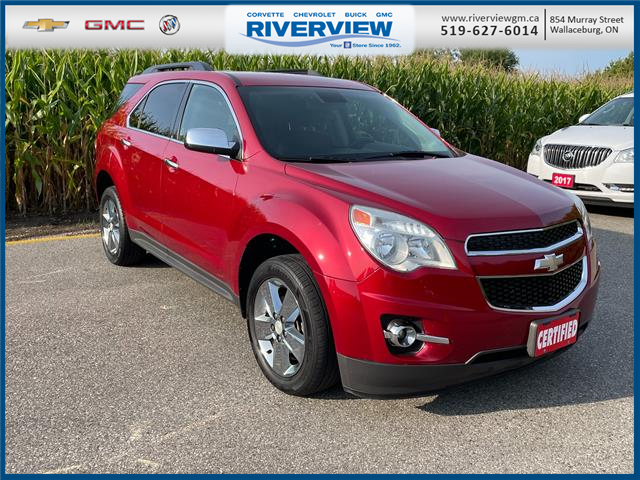 2013 Chevrolet Equinox 1LT (Stk: 20335A) in WALLACEBURG - Image 1 of 15