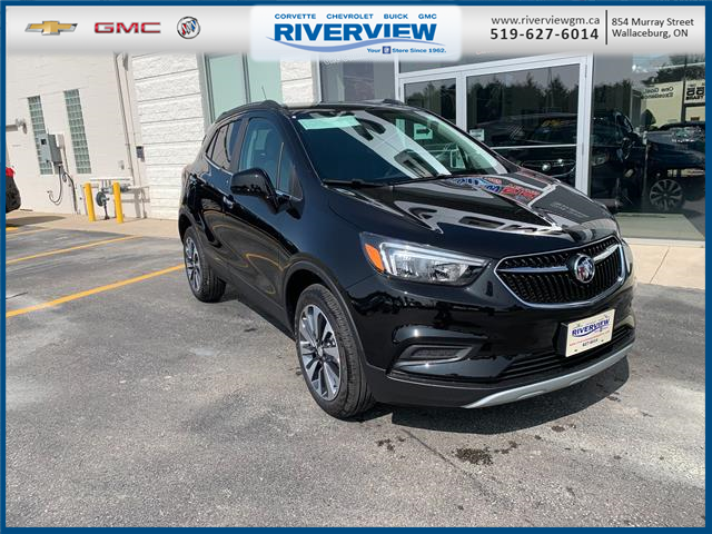 2021 Buick Encore Preferred (Stk: 21014) in WALLACEBURG - Image 1 of 13