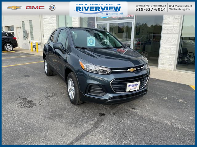 2021 Chevrolet Trax LS (Stk: 21020) in WALLACEBURG - Image 1 of 21
