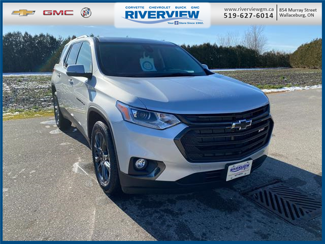 2021 Chevrolet Traverse RS (Stk: 21057) in WALLACEBURG - Image 1 of 22