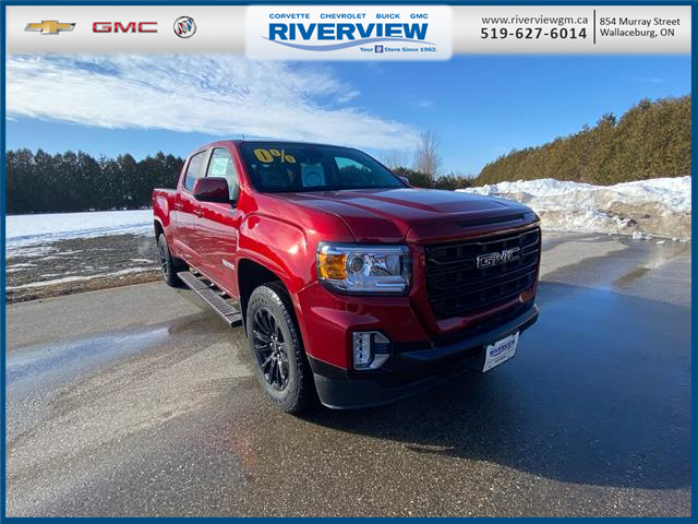 2021 GMC Canyon Elevation (Stk: 21163) in WALLACEBURG - Image 1 of 24