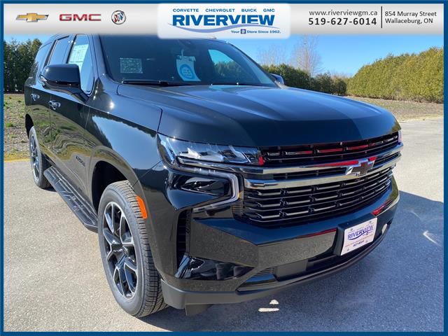 2021 Chevrolet Tahoe RST (Stk: 21169) in WALLACEBURG - Image 1 of 14