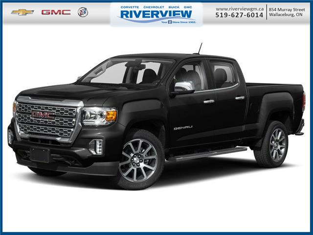 2021 GMC Canyon Denali (Stk: 21201) in WALLACEBURG - Image 1 of 9