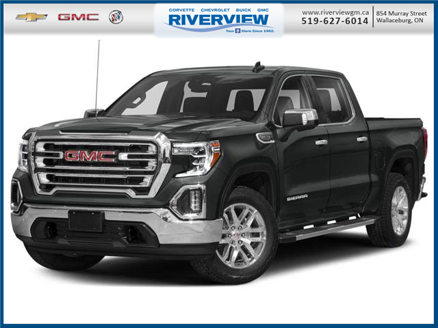 2021 GMC Sierra 1500 Base (Stk: 21203) in WALLACEBURG - Image 1 of 9