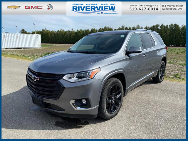 2021 Chevrolet Traverse Premier (Stk: 21185) in WALLACEBURG - Image 1 of 11