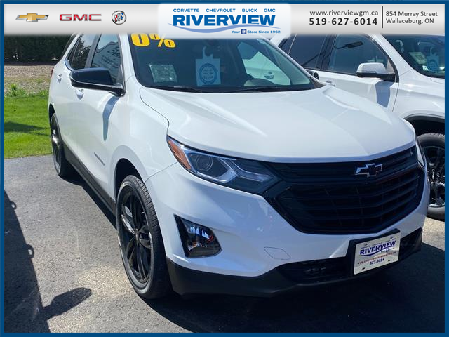 2021 Chevrolet Equinox LT (Stk: 21196) in WALLACEBURG - Image 1 of 19