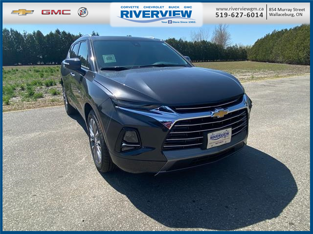 2021 Chevrolet Blazer Premier (Stk: 21160) in WALLACEBURG - Image 1 of 23