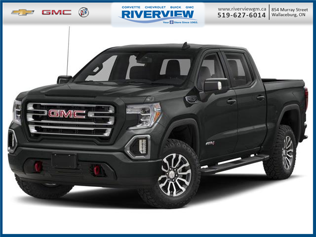 2021 GMC Sierra 1500 AT4 (Stk: 21209) in WALLACEBURG - Image 1 of 9