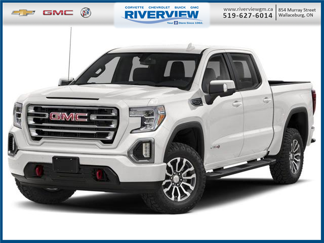 2021 GMC Sierra 1500 AT4 (Stk: ZKZHV9) in WALLACEBURG - Image 1 of 9