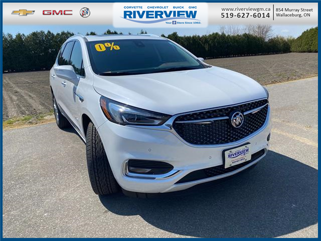 2021 Buick Enclave Avenir (Stk: 21200) in WALLACEBURG - Image 1 of 23