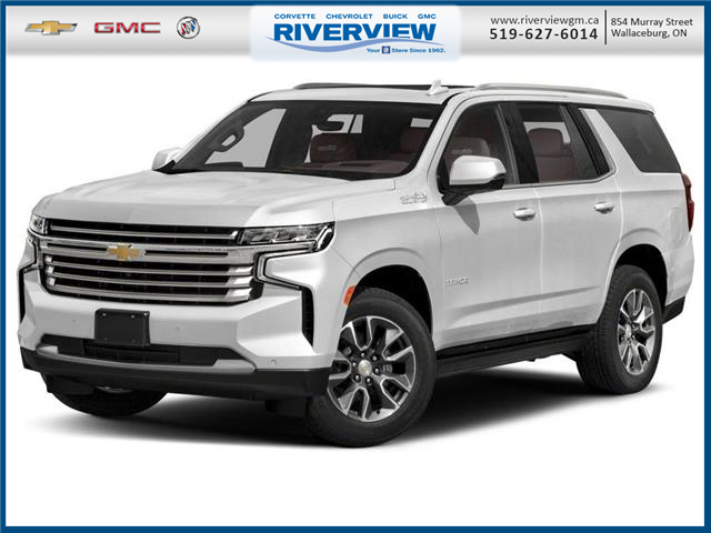 2021 Chevrolet Tahoe High Country (Stk: 21216) in WALLACEBURG - Image 1 of 11