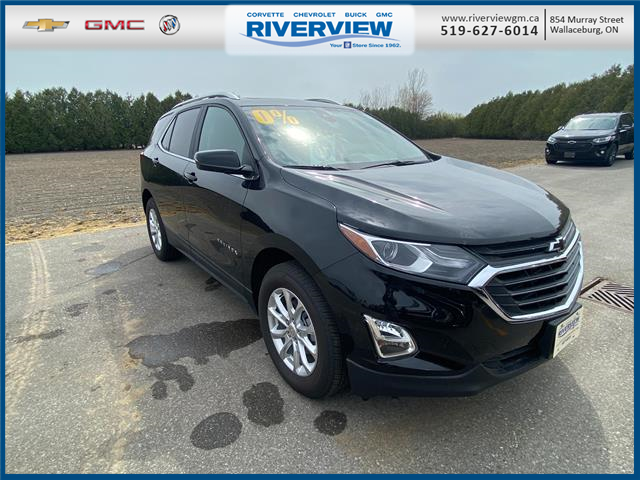 2021 Chevrolet Equinox LT (Stk: 21040) in WALLACEBURG - Image 1 of 24