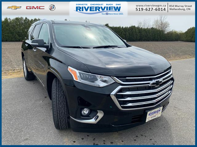 2021 Chevrolet Traverse High Country (Stk: 21215) in WALLACEBURG - Image 1 of 18