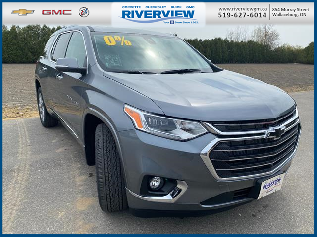 2021 Chevrolet Traverse Premier (Stk: 21204) in WALLACEBURG - Image 1 of 9