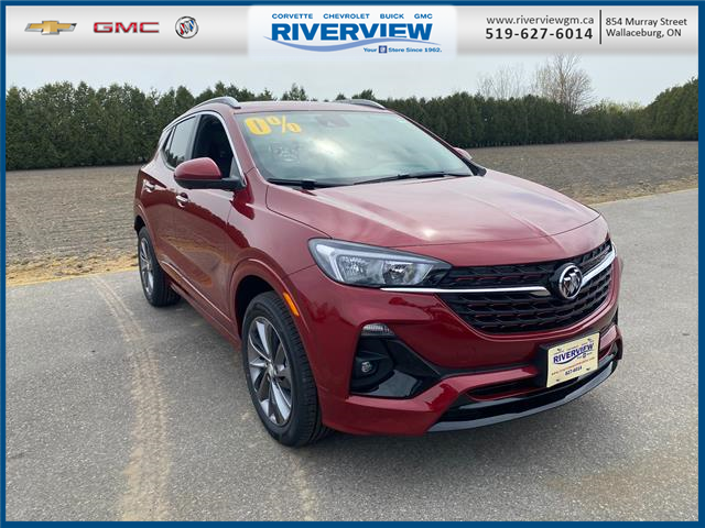 2021 Buick Encore GX Select (Stk: 21188) in WALLACEBURG - Image 1 of 18