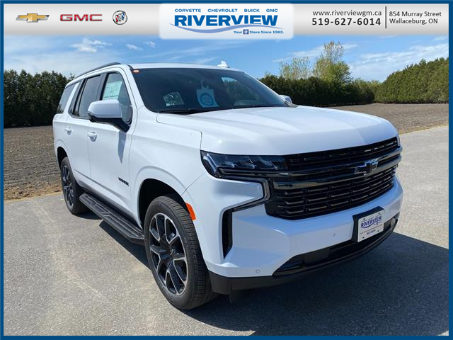 2021 Chevrolet Tahoe RST (Stk: 21207) in WALLACEBURG - Image 1 of 13