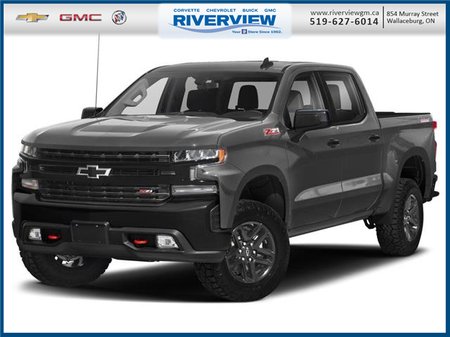 2021 Chevrolet Silverado 1500 LT Trail Boss (Stk: ZMZF5D) in WALLACEBURG - Image 1 of 9