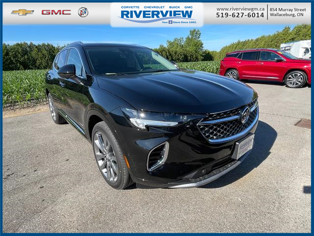 2021 Buick Envision Avenir (Stk: 21252) in WALLACEBURG - Image 1 of 20